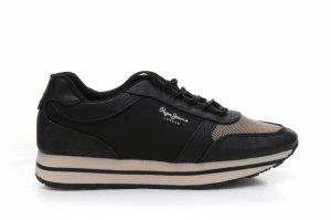 Pantofi sport  PEPE JEANS  pentru femei SALLY PLS30555_999