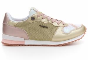 Pantofi sport  PEPE JEANS  pentru femei GABLE SEQUINS PLS30619_099