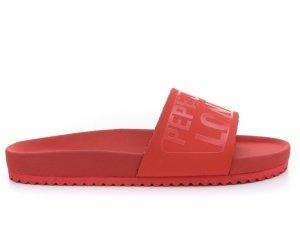 Papuci  PEPE JEANS  pentru femei BIO ROYAL BLOCK L PLS90349_255