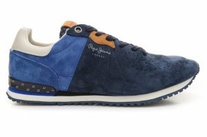 Pantofi sport  PEPE JEANS  pentru barbati TINKER BRITT PMS30346_575