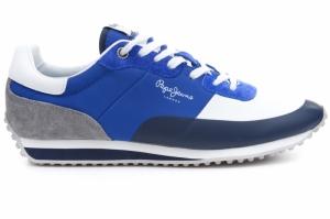 Pantofi sport  PEPE JEANS  pentru barbati GARRET NYLON PMS30403_539