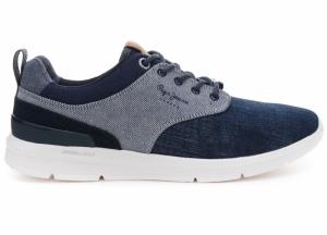 Pantofi sport  PEPE JEANS  pentru barbati JAYDEN DENIM PMS30436_559