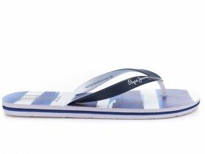 Papuci  PEPE JEANS  pentru barbati HAWI BRUSH PMS70045_585