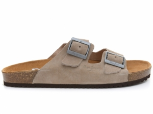 Papuci  PEPE JEANS  pentru barbati BIO SUEDE PMS90053_847