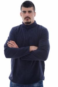 Bluza  LOTTO  pentru barbati SWEAT HZ JONAH PILE BS R76_81