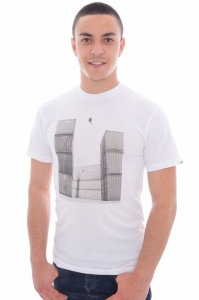 Tricou  VANS  pentru barbati M GR PHOTO TEE V59W_WHT