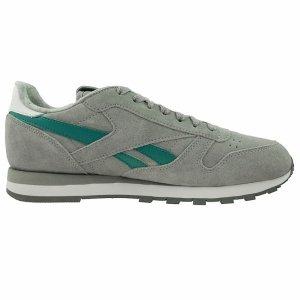 Pantofi sport  REEBOK  pentru barbati CL LEATHER SUEDE V629_57