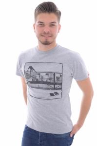 Tricou  VANS  pentru barbati M JUMPED V6H1_ATH