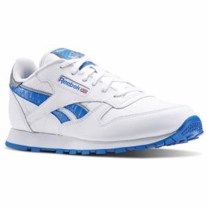 Pantofi sport  REEBOK  pentru femei CL LEATHER REFLECT V701_94