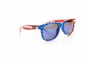 Ochelari de soare  VANS  pentru barbati SPICOLI 4 SHADES FLAG VLC0_H8N