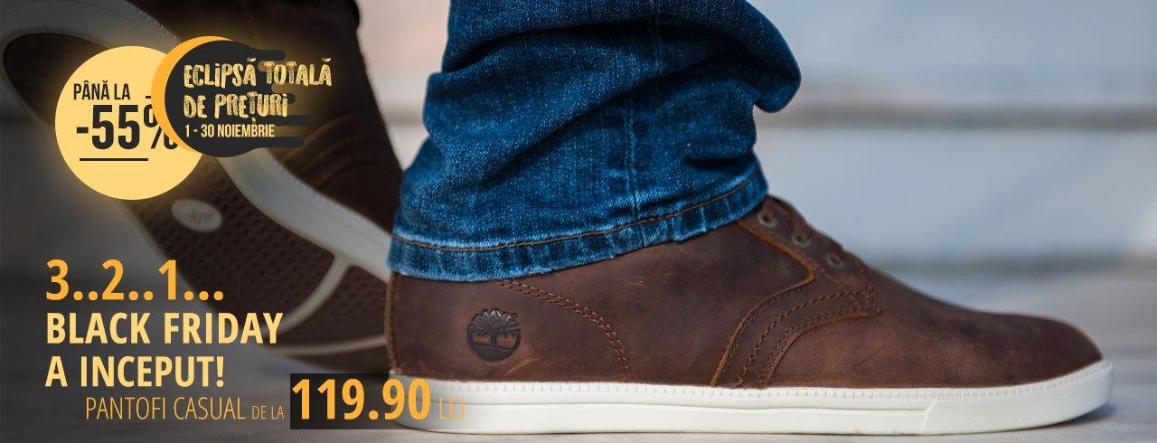 pantofi casual pentru bărbați: