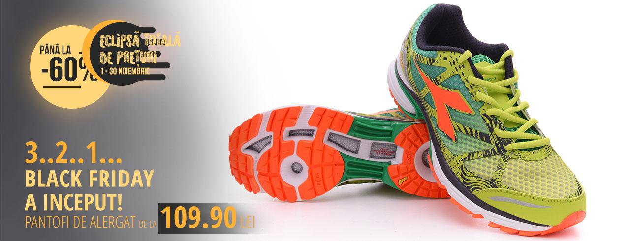 pantofi de alergat pentru bărbați: