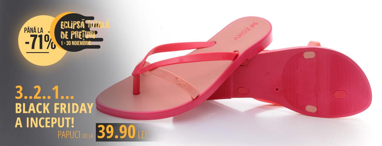papuci pentru femei: