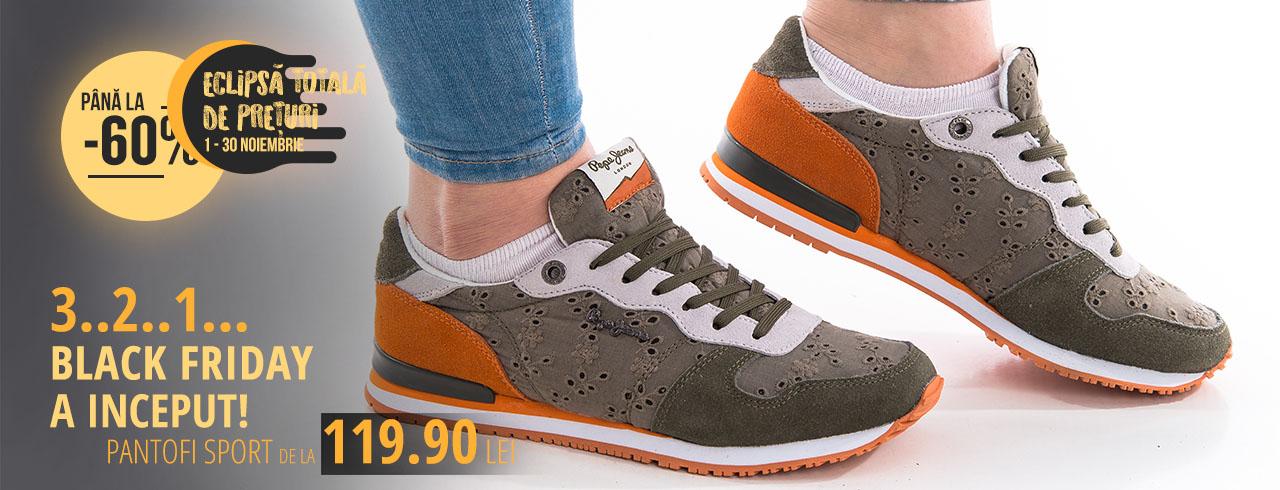 pantofi sport pentru femei: