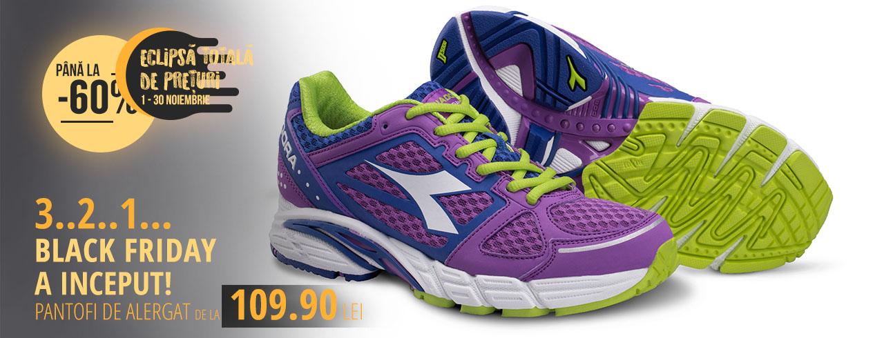 pantofi de alergat pentru femei: