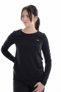 Bluza  UNDER ARMOUR  pentru femei UA HG ARMOUR LONG SLEEVE 1285640_001