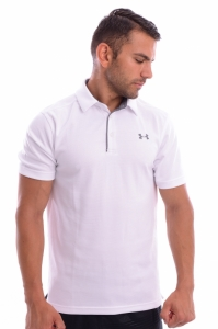 Tricou polo  UNDER ARMOUR  pentru barbati TECH POLO 1290140_100