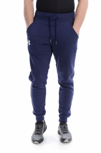 Pantalon de trening  UNDER ARMOUR  pentru barbati RIVAL FITTED TAPERED JOGGER 1309818_410