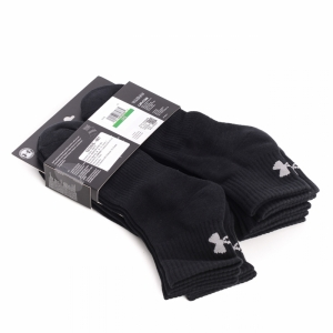 Sosete  UNDER ARMOUR  pentru barbati CHARGED COTTON 2 QUARTER 1312476_001