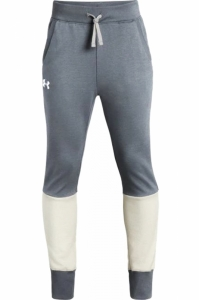 Pantalon de trening  UNDER ARMOUR  pentru copii UNSTOPPABLE DOUBLE KNIT JOGGER 1318238_012