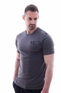 Tricou  UNDER ARMOUR  pentru barbati SPORTSTYLE LEFT CHEST SS 1326799_019