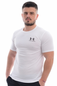 Tricou  UNDER ARMOUR  pentru barbati SPORTSTYLE LEFT CHEST SS 1326799_100