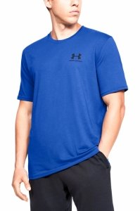 Tricou  UNDER ARMOUR  pentru barbati SPORTSTYLE LEFT CHEST SS 1326799_486