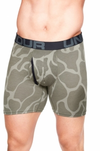 Lenjerie intima  UNDER ARMOUR  pentru barbati CHARGED COTTON 6IN 3 PACK NOVELTY 1327427_003