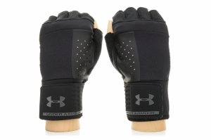 Manusi  UNDER ARMOUR  pentru barbati MENS WEIGHTLIFTING GLOVE 1328621_001
