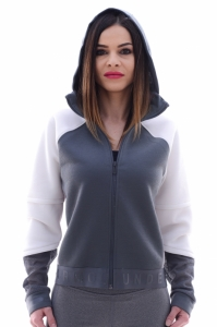 Bluza  UNDER ARMOUR  pentru femei UNSTOPPABLE MOVE LIGHT FZ HOOD 1328832_012