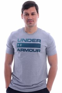 Tricou  UNDER ARMOUR  pentru barbati UA TEAM ISSUE WORDMARK SS 1329582_035