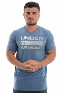 Tricou  UNDER ARMOUR  pentru barbati UA TEAM ISSUE WORDMARK SS 1329582_407