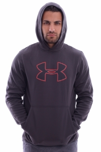 Hanorac  UNDER ARMOUR  pentru barbati PERFORMANCE FLEECE HOODY 1329743_019
