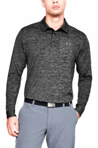 Bluza  UNDER ARMOUR  pentru barbati LONG SLEEVE PLAYOFF 2.0 POLO 1345463_001
