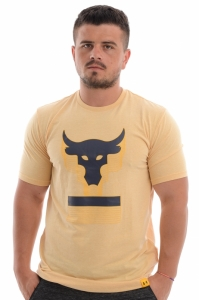 Tricou  UNDER ARMOUR  pentru barbati PROJECT ROCK ABOVE THE BAR SS T 1345811_773