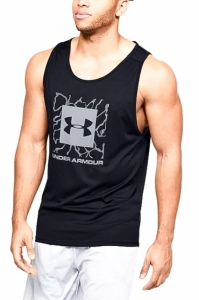 Maieu  UNDER ARMOUR  pentru barbati TECH 2.0 TANK GRAPHIC 1351548_001