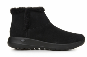 Ghete  SKECHERS  pentru femei ON-THE-GO JOY - BUNDLE UP 15501_BBK