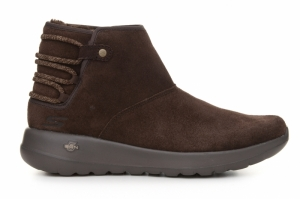 Ghete  SKECHERS  pentru femei ON-THE-GO JOY 15502_CHOC