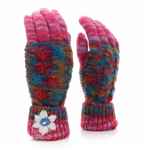Manusi  DESIGUAL  pentru copii GLOVES_MIX AND TWIST 19WAAK02_3000