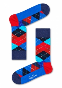 Sosete  HAPPY SOCKS  unisex ARGYLE SOCK ARY01_6300