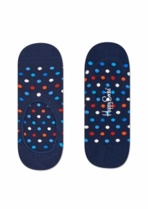 Sosete  HAPPY SOCKS  unisex DOT LINER SOCK DOT06_6000