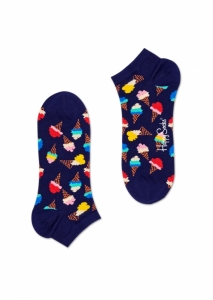 Sosete  HAPPY SOCKS  unisex ICECREAM LOW SOCK ICC05_6500