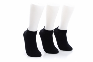 Sosete  LOTTO  unisex SOCK LOW CUT - PK3PRS L47038_1CL