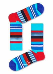 Sosete  HAPPY SOCKS  unisex MULTI STRIPE SOCK MST01_6300