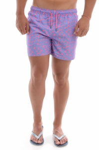 Pantalon scurt  HAPPY SOCKS  pentru barbati TWISTED SMILE SWIM SHORTS TSM116_3000